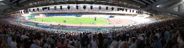 El estadio fotos de archivo