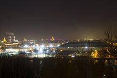 El estadio de Luzhniki Foto de archivo