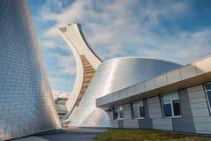 El estadio olímpico Imágenes de archivo libres de regalías