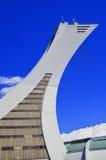 El estadio olímpico de Montreal Fotografía de archivo libre de regalías