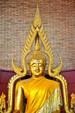 El estatus de Buddha Fotografía de archivo libre de regalías
