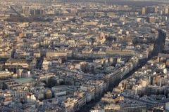 El este de París fotografía de archivo