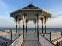 El estrado de la orquesta, Brighton, Inglaterra, Reino Unido fotos de archivo libres de regalías