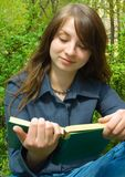 El estudiante antes de la examinación Imágenes de archivo libres de regalías