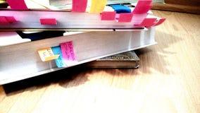 El estudiar y exámenes foto de archivo libre de regalías