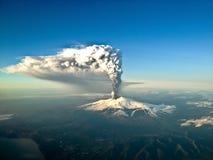 El Etna Foto de archivo libre de regalías