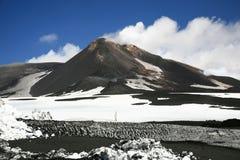 El Etna Foto de archivo