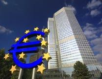 El euro fotografía de archivo