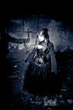 El exorcista Imágenes de archivo libres de regalías