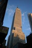 El exterior del Empire State Building Fotografía de archivo libre de regalías