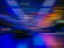 El extracto colorido alinea el fondo Líneas lisas abstractas fotografía de archivo