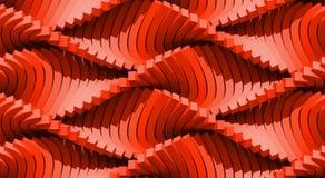 El extracto curvado alinea el fondo Imagen de archivo