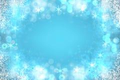 El extracto empañó la Navidad festiva del invierno o el nuevo año antes feliz stock de ilustración