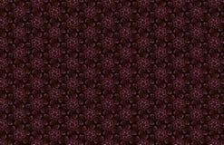 el extracto florece el fondo geométrico con los triángulos, textura de mosaico de las líneas Br anaranjado marrón azul rojo de la Imágenes de archivo libres de regalías