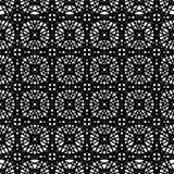 El extracto modela blanco y negro Fotografía de archivo libre de regalías