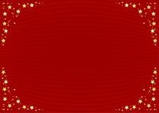 El extracto Stars el fondo Fotografía de archivo libre de regalías