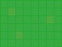 El extracto tuerce en espiral fondo verde Fotografía de archivo libre de regalías