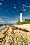 El faro de la Florida del cabo Fotografía de archivo libre de regalías