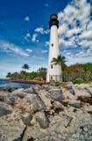 El faro de la Florida del cabo Imágenes de archivo libres de regalías