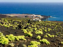 El Faro, La Palma, Canaries Stock Images