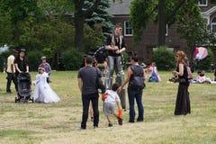 El festival 2015 de la ficción 32 Imagen de archivo libre de regalías