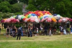 El festival 2015 de la ficción 37 Fotografía de archivo libre de regalías