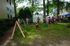 El festival 2015 de la ficción 57 Imagen de archivo libre de regalías