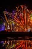 El festival en SuKhothai Imagen de archivo libre de regalías