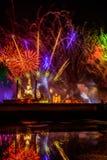 El festival en SuKhothai Fotos de archivo libres de regalías