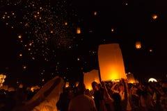 El festival hermoso en Tailandia Imagen de archivo libre de regalías