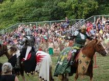 2016 el festival medieval 21 Imagen de archivo