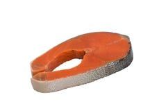 El filete de color salmón Fotografía de archivo libre de regalías