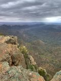 El Flinders se extiende parque nacional   Imagen de archivo libre de regalías