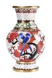 El florero chino. Fotografía de archivo libre de regalías