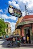 El Floridita restaurant in Havana Royalty Free Stock Image
