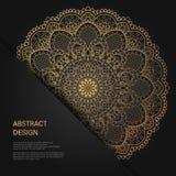 El folleto y el aviador florales del estilo del vintage diseñan la plantilla Elementos y ornamento creativos, diseños de página,  ilustración del vector