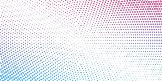 El fondo abstracto consiste en círculos de color DES punteado del concepto Fotos de archivo libres de regalías