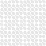El fondo abstracto del gris conectó puntos en el arreglo diagonal en el fondo blanco Vector inconsútil del modelo ilustración del vector