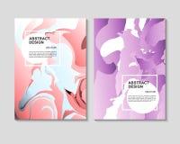 El fondo colorido abstracto Imágenes de archivo libres de regalías