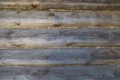 El fondo con la textura de registros Fotografía de archivo