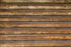 El fondo con la textura de registros Foto de archivo