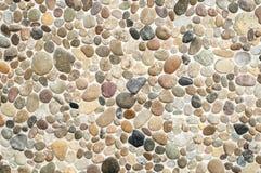 El fondo de la pared de piedra Fotografía de archivo libre de regalías