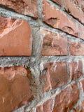 El fondo de la textura de la pared de ladrillo foto de archivo