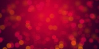 El fondo de las luces de la falta de definición que brillaba intensamente roja y de-enfocó el papel pintado del fondo de las luce stock de ilustración