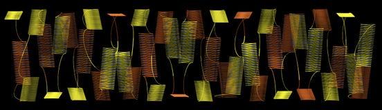 El fondo de las primaveras Imagen de archivo libre de regalías