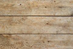 El fondo de madera de Brown Fotos de archivo
