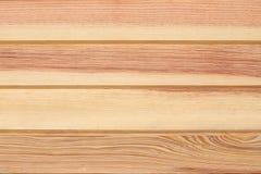 El fondo de madera del panel del tablón adornó la pared Imagen de archivo