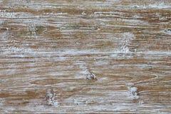 El fondo de un viejo cuarto de madera natural con el interior sucio y del grunge de la textura descuidó y abandonó el interior Fotografía de archivo