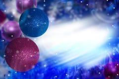El fondo del Año Nuevo Imágenes de archivo libres de regalías