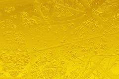 El fondo del extracto del modelo de la textura del color oro puede ser uso como página de cubierta del folleto del protector de p Fotografía de archivo